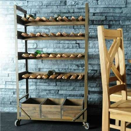 Belfast Wine Rack and Storage Unit