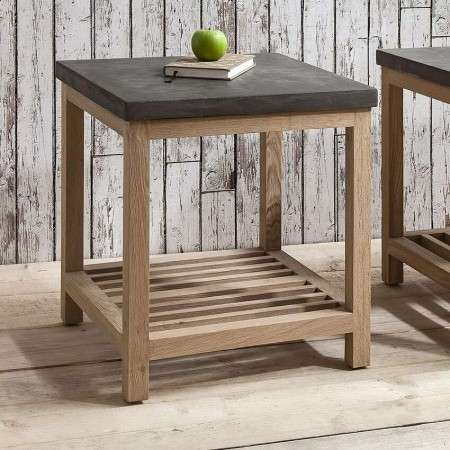 Brooklyn Contemporary Small Side Table from Accessories for the Home