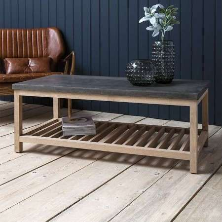 Brooklyn Contemporary Rectangular Coffee Table from Accessories for the Home