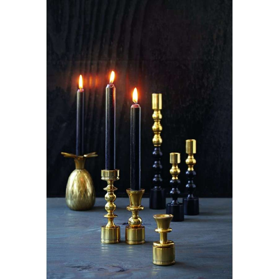 Home Decor Candle Holders And Accessories: Gold Pineapple Candle Holder From Accessories For The Home