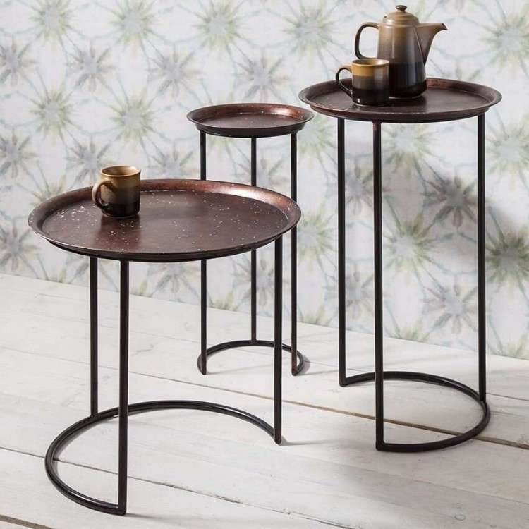 Nolan Side Tables from Accessories for the Home