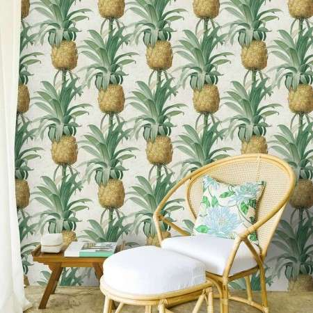 Ananas Wallpaper from Accessories for the Home