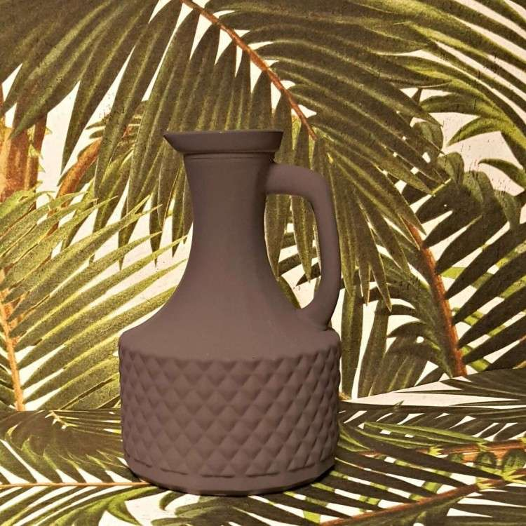 Grey Retro Jug from Accessories for the Home