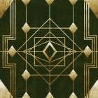 Gatsby Gold Wallpaper from Accessories for the Home