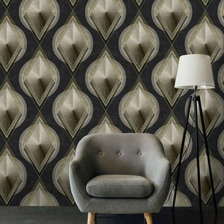 Metropolis Wallpaper from Accessories for the Home