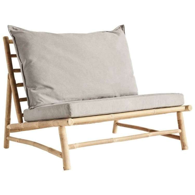 Tinekhome Bamboo Lounge Couch 100 from Accessories for the Home