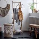 Bloomingville Abude Natural Bamboo Towel Rack from Accessories for the Home