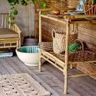 Sole Natural Bamboo Console Table from Accessories for the Home