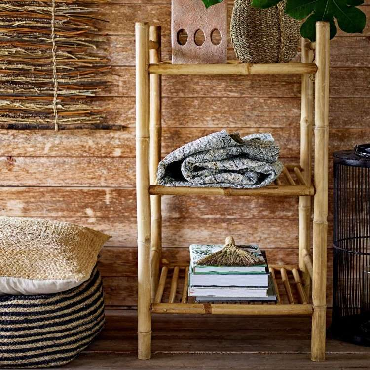 Bloomingville Sole Bamboo Storage Rack from Accessories for the Home