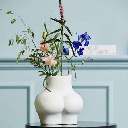 Nordal AVAJI Lower Body Vase from Accessories for the Home