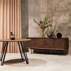 Muubs Wing Smoked Oak Sideboard from Accessories for the Home