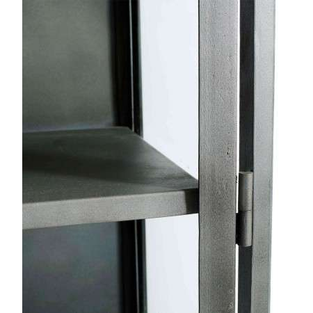 Muubs New York Double Door Iron Cabinet from Accessories for the Home
