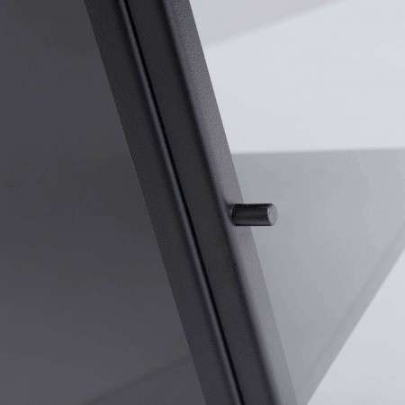 Muubs Atlanta Small Iron Wall Cabinet