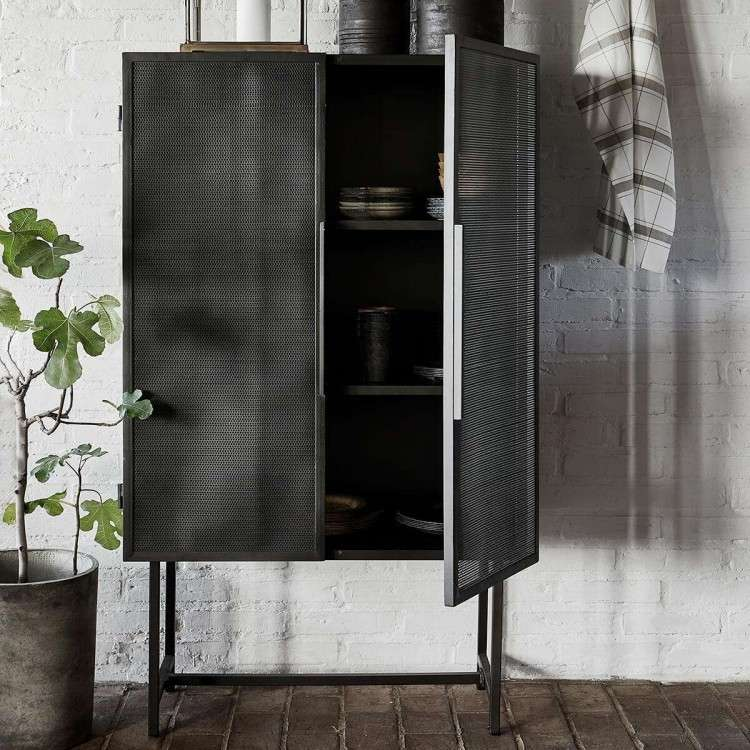 House Doctor Collect Iron Cabinet from Accessories for the Home