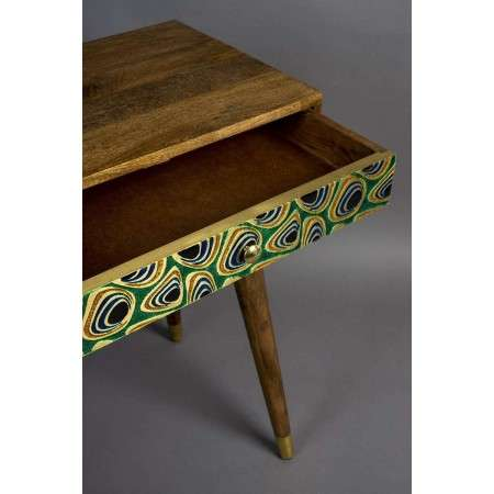 Dutchbone Meena Solid Mango Console Table from Accessories for the Home