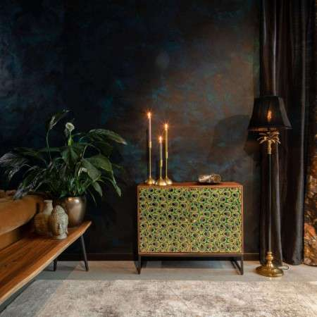 Dutchbone Meena Mango Wood Cabinetfrom Accessories for the Home