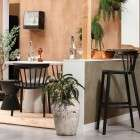 Bliss Set of Two Outdoor Bar Stools from Accessories for the Home