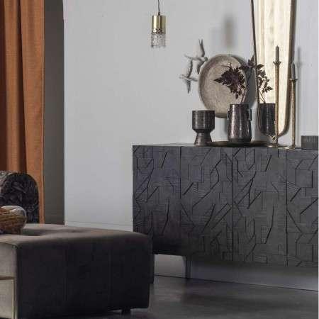 Counter Solid Mango Wood Sideboard