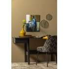 BePureHome Donkey Black Pine Desk from Accessories for the Home