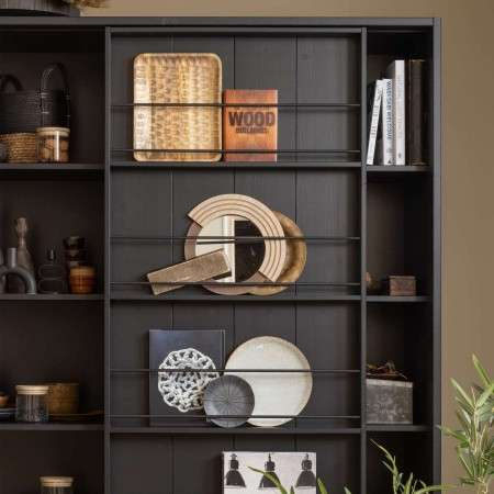 Woood Swing Display Cabinet from Accessories for the Home