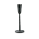 Mbata Antique Black Candlesticks from Accessories for the Home