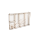 Bequai Brass Wall Hanging Jewellery Box from Accessories for the Home