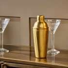 Rahuri Brass Cocktail Shaker from Accessories for the Home