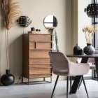 Forrest Mango Wood Chest of Drawers from Accessories for the Home