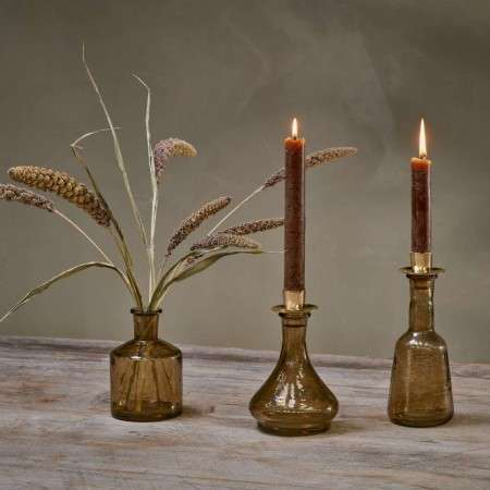 Sirsa Glass Candlestick