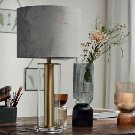 Riva Tall Vase or Candleholder from Accessories for the Home