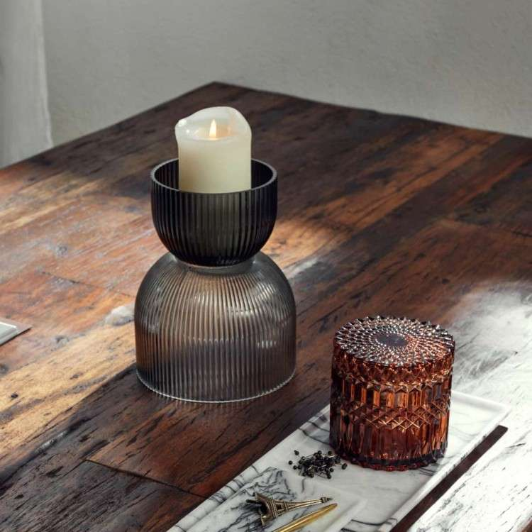Riva Medium Vase or Candleholder from Accessories for the Home