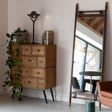 Dutchbone Riva Floorstanding Mirror from Accessories for the Home