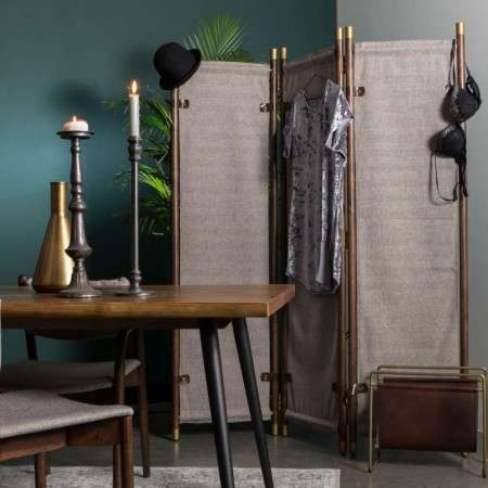 Dutchbone Riva Room Divider from Accessories for the Home