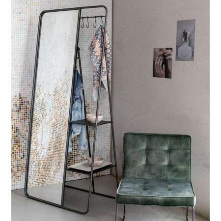 Dex Freestanding Mirror Rack from Accessories for the Home