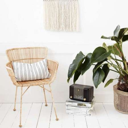 Cuun Natural Rattan Dining Chair from Accessories for the Home