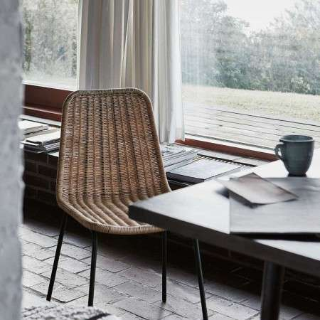 Hapur Wicker Dining Chair from Accessories for the Home