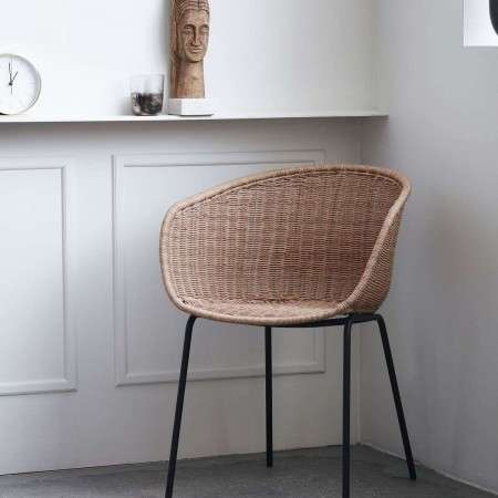 Hapur Wicker Armchair from Accessories for the Home