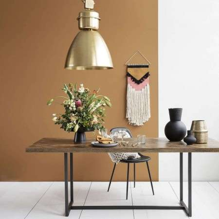 Kant Mango Wood Dining Table from Accessories for the Home