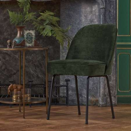 Vogue Velvet Dining Chair from Accessories for the Home