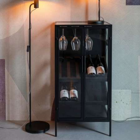 Rob Iron Wine Cabinet from Accessories for the Home