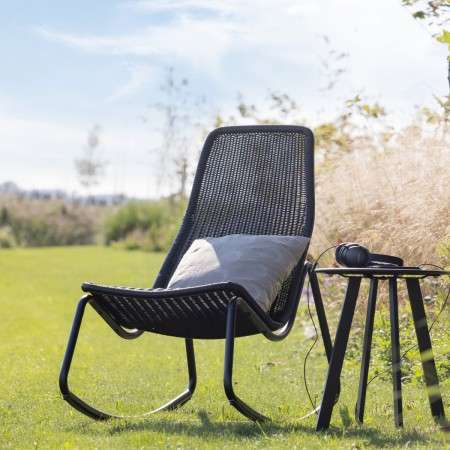 Tom Rattan Rocking Chair from Accessories for the Home