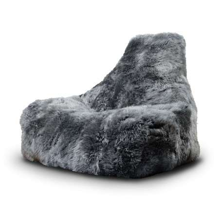 Extreme Lounging Mighty B Fur Bean Bag from Accessories for the Home