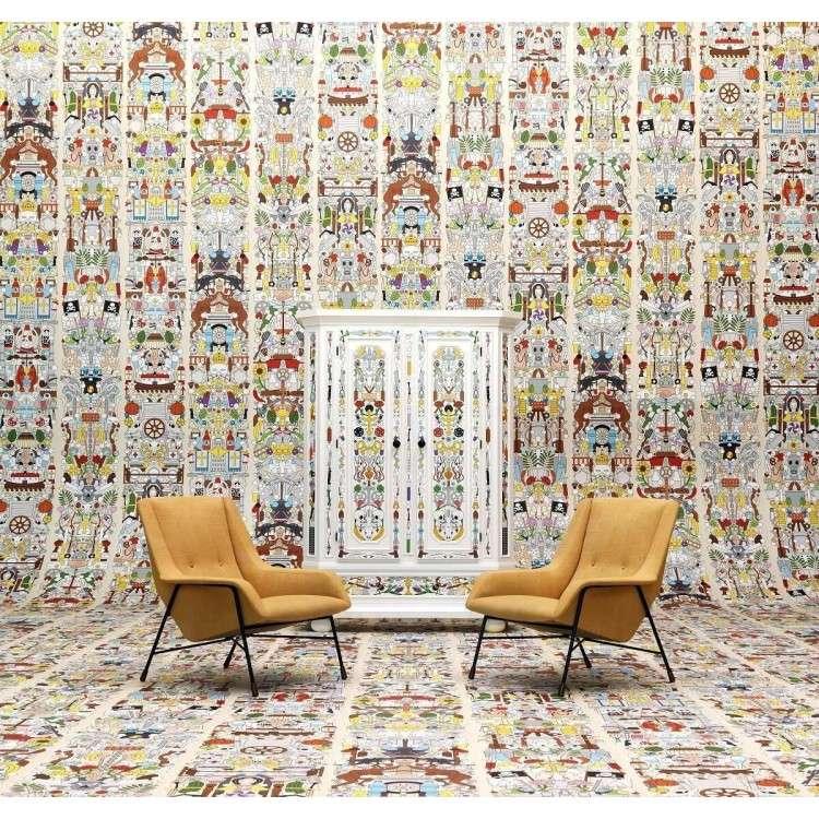 Studio Job Wallpaper - Alt Deutsch