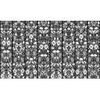 Studio Job Wallpaper - Withering Flowers Black