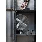 Metropolitan Clothes Cabinet - Raw