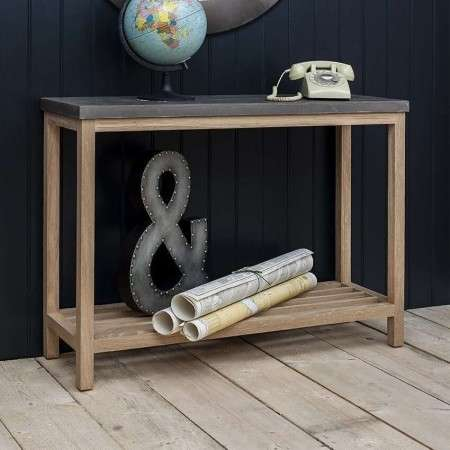 Brooklyn Contemporary Console Table from Accessories for the Home