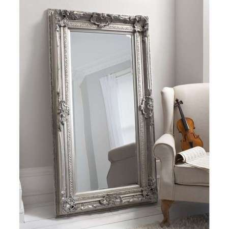 Vertou Leaner Floor Standing Mirror from Accessories for the Home