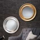 Turin Silver Mirror