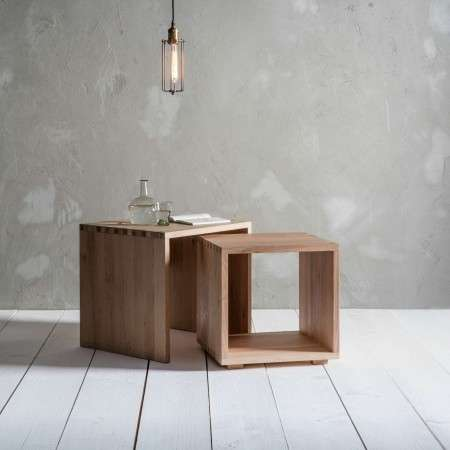 Aurland Nest of 2 Tables from Accessories for the Home