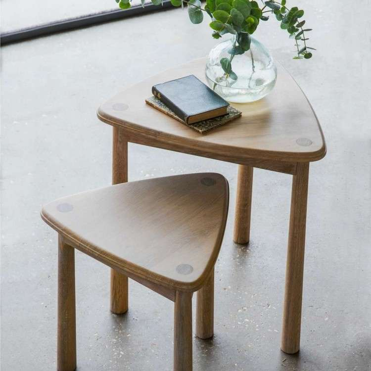 Laholm Nest of 2 Tables from Accessories for the Home